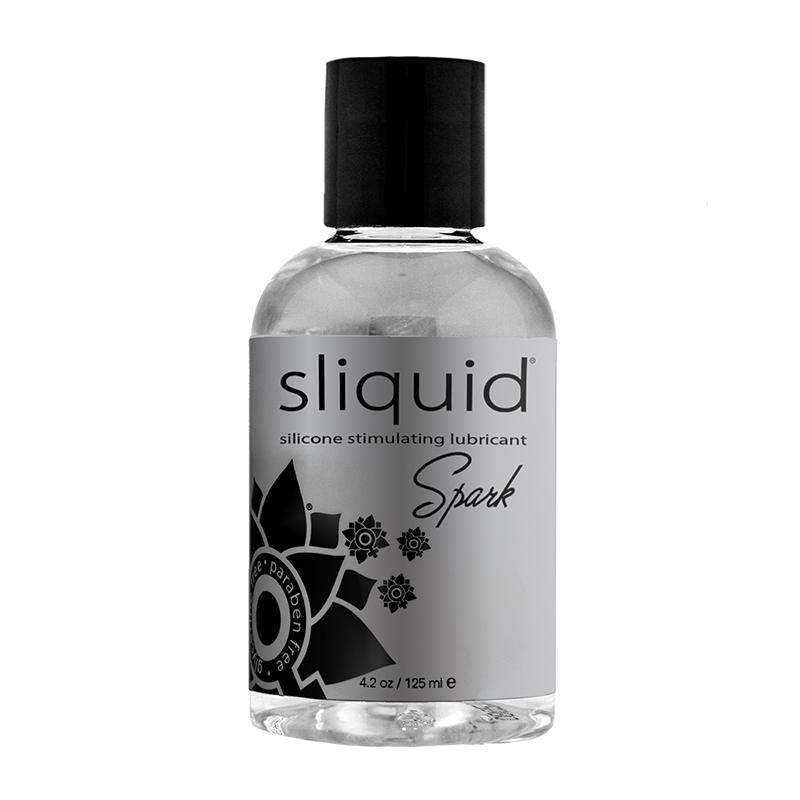 SL990 Sliquid 4.2oz Naturals Spark Booty Buzz
