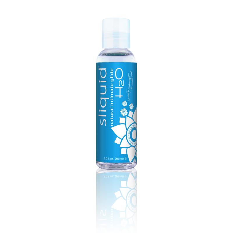 SL996 Sliquid  Naturals 2 oz H2O