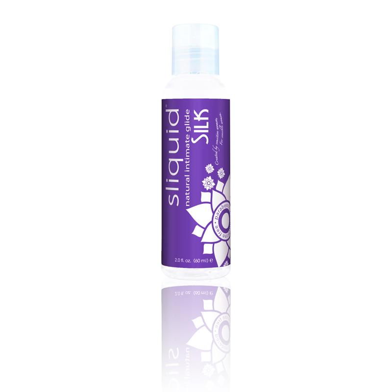 SL999 Sliquid Naturals 2 oz Silk