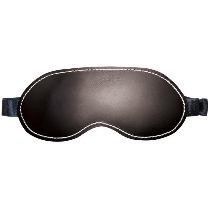 SS980-02 Sportsheets Edge Leather Blindfold