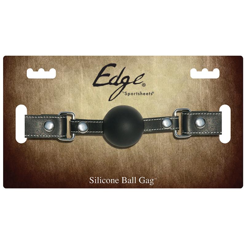 SS980-03 SportSheets Edge Silicone Ball Gag