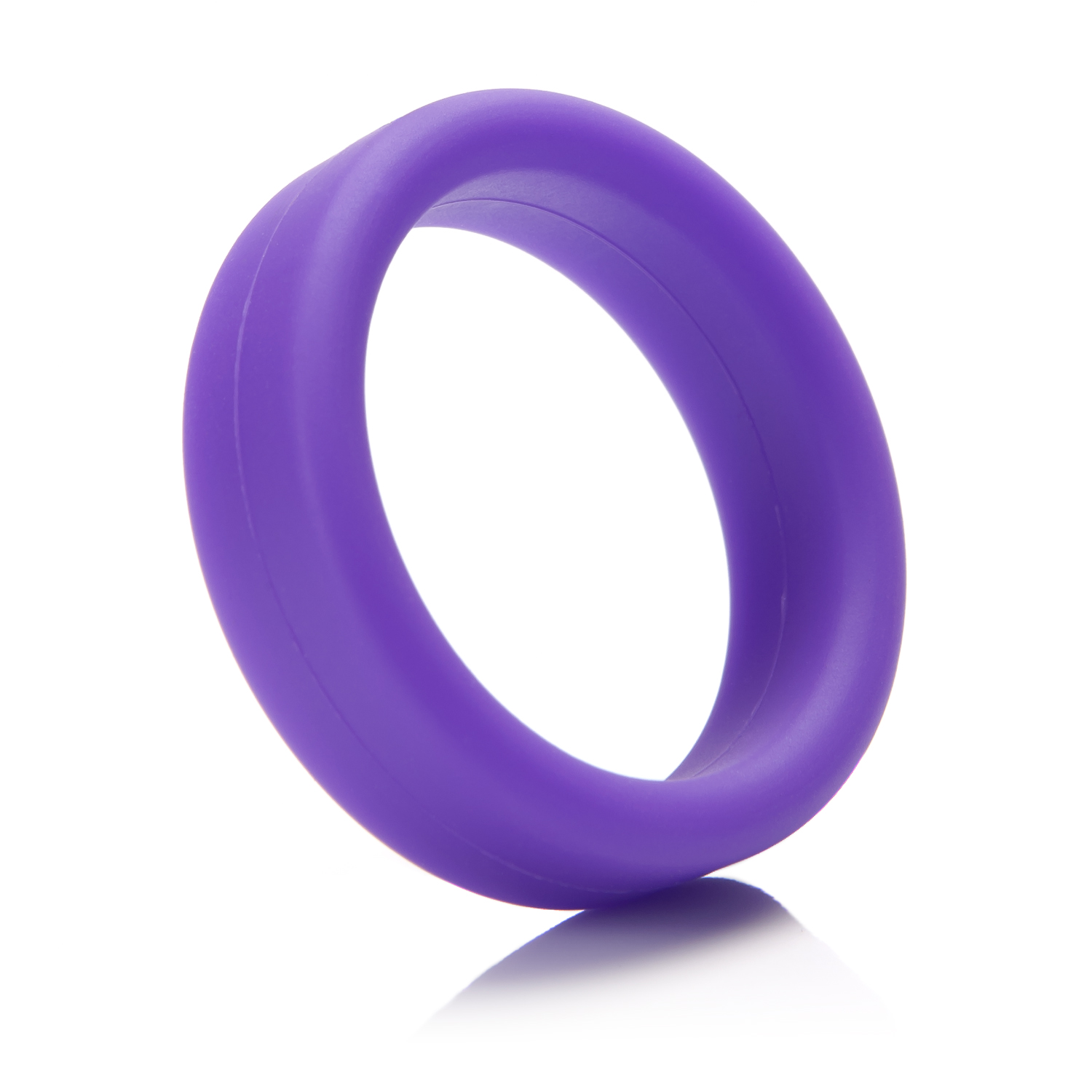 T-C2172 Tantus Super Soft C-Ring Purple  NO FURTHER DISCOUNTS APPLY