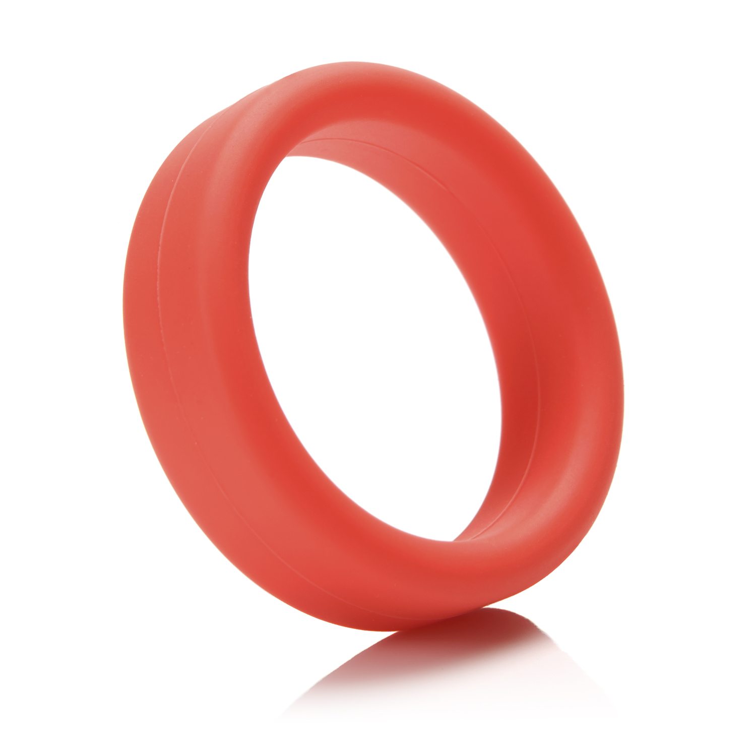 T-C2189 Tantus Super Soft C-Ring Red  NO FURTHER DISCOUNTS APPLY
