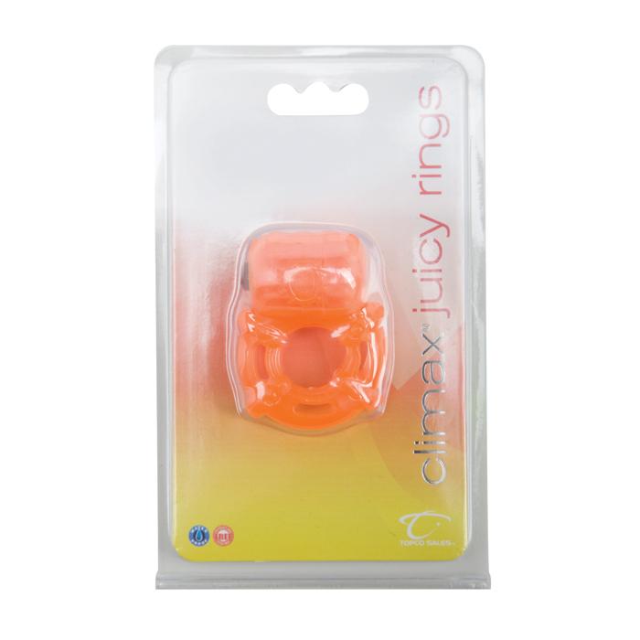 T1006007 Topco Sales Climax Juicy Rings Orange