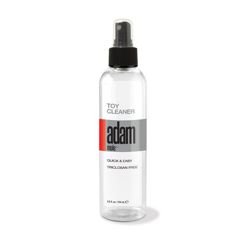 T1483021 Topco Sales Adam Male 4.5 oz Toy Cleaner