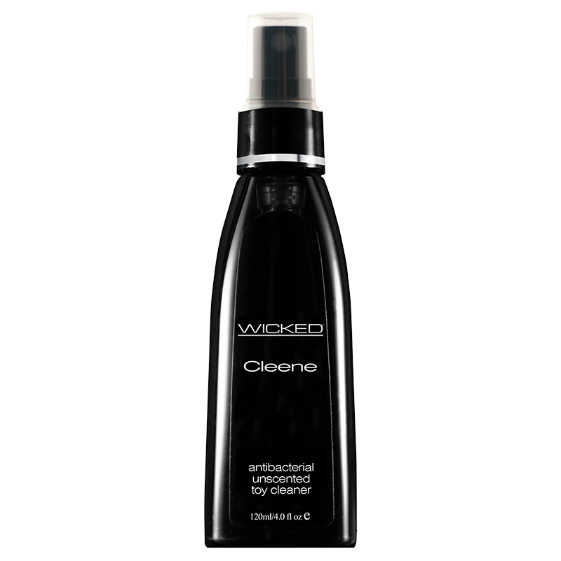 WC90004 Wicked Sensual Care 4 oz Cleene Toy Cleaner
