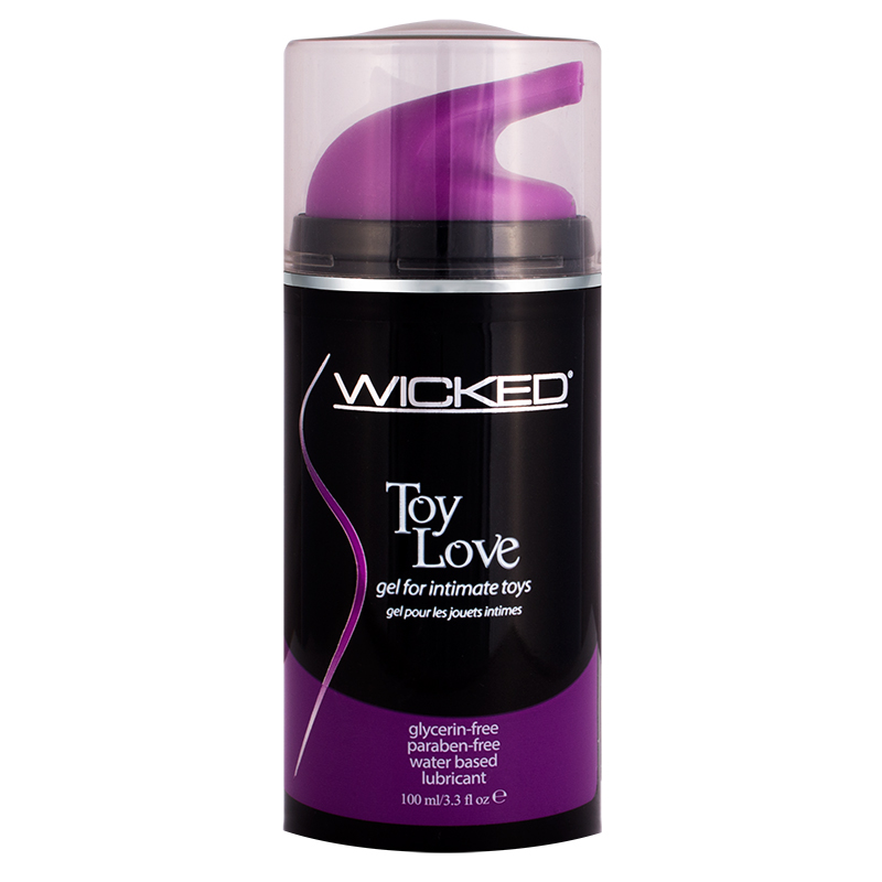 WC90103 Wicked Sensual Care Toy Love Gel