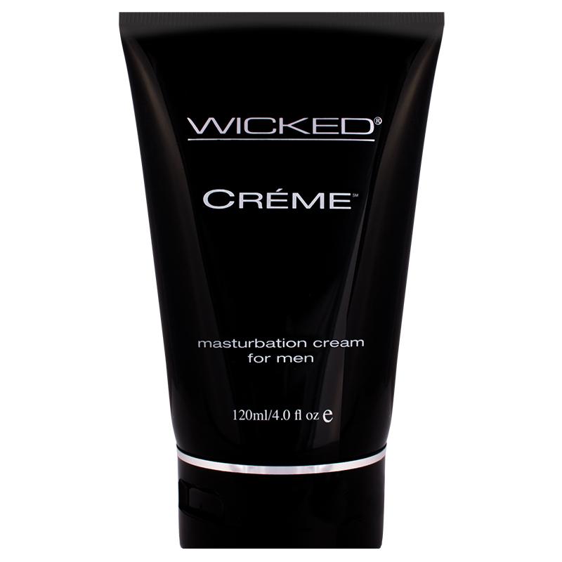 WC90904 Wicked Sensual Care Cream to Liquid Masturbation Cream for Men