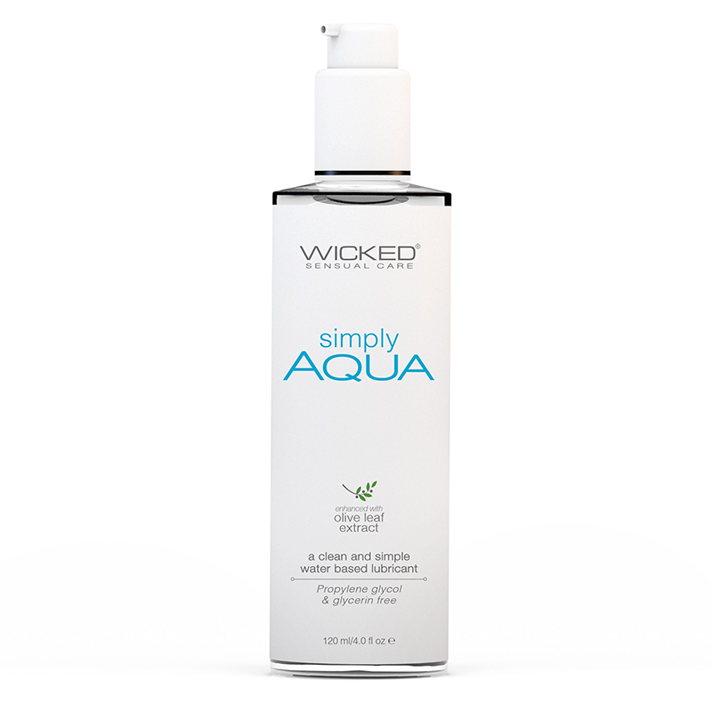 WC91104 Wicked Sensual Care 4 oz Simply Aqua