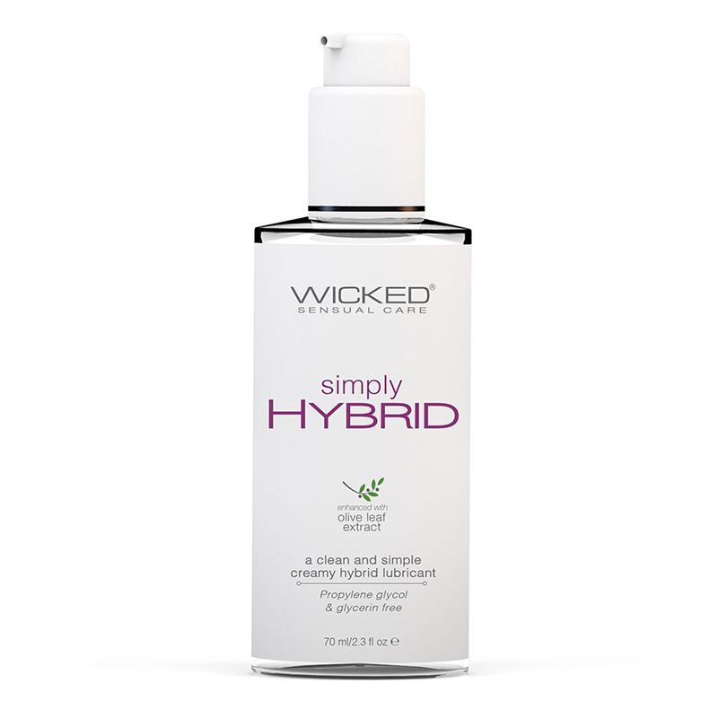 WC91202 Wicked Sensual Care 2 oz Simply Hybrid