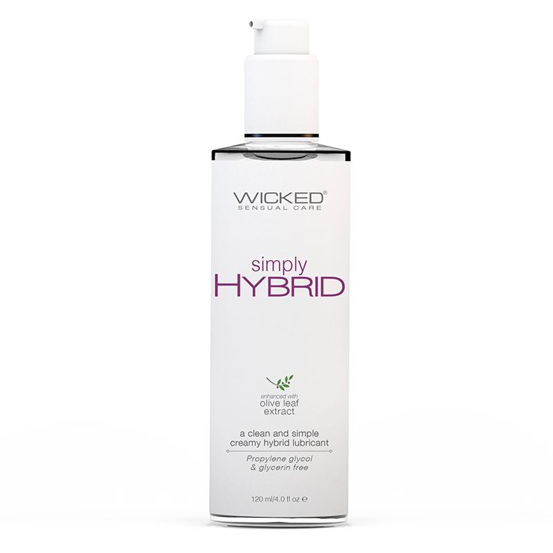 WC91204 Wicked Sensual Care 4 oz Simply Hybrid
