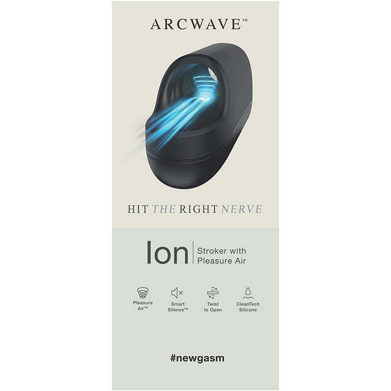 NEW WE8204 We-Vibe Arc Wave Banner ONE PER STORE ONLY
