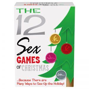 XM009 Kheper Games 12 Sex Games of Christmas