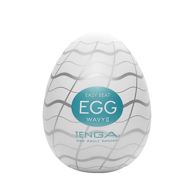 NEW TN1030 Tenga Egg Wave II