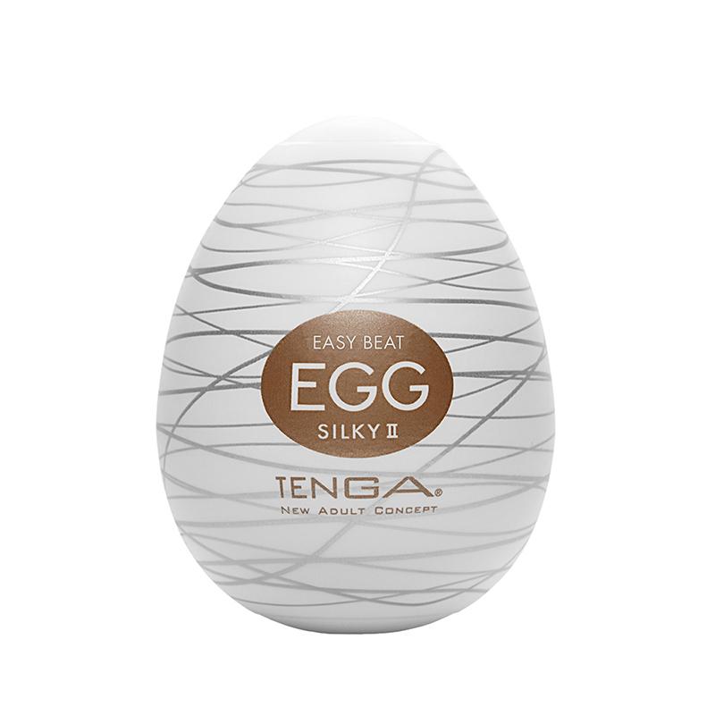 NEW TN1035 Tenga Egg Silky II