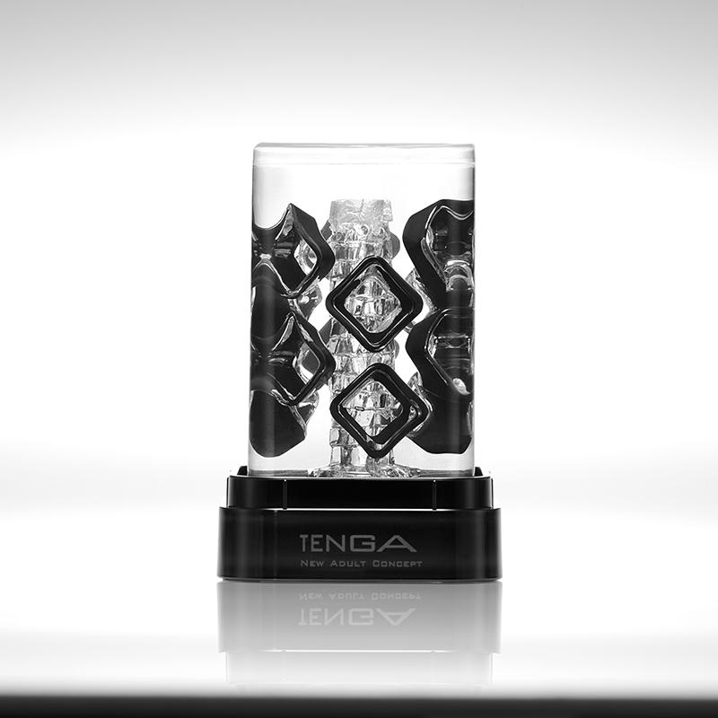 NEW TN2302 Tenga Crysta Block