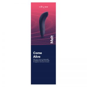 NEW WE4613 We-Vibe Melt Midnight Blue Roll Up Banner
